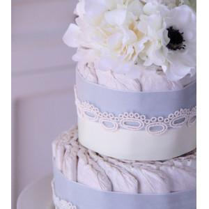出産祝い・お祝いパーティーの演出に♡「LA couche(ラクーシュ)」のおむつケーキ