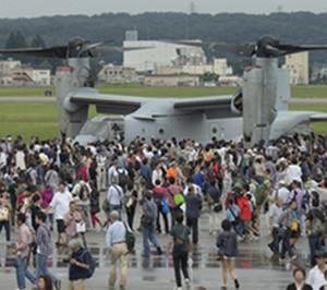 東京で米カリフォルニア州を体感しよう!2015年9月19日(土)・9月20日(日)は『横田基地日米友好祭 』