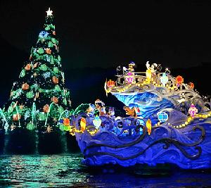東京ディズニーリゾートがクリスマスイベント発表!期間は2015年11月9日(月)~12月25日(金)