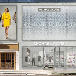 マイケル・コース(MICHAEL KORS)銀座に国内最大の旗艦店 - 世界初のフルライン取扱い、銀座店限定バッグの発売も