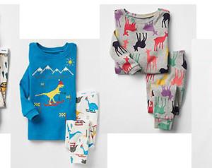 GAP(ギャップ)の子供用パジャマがカワイイ♡