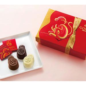 """【限定販売】 GODIVA(ゴディバ)""""申""""チョコレート"""