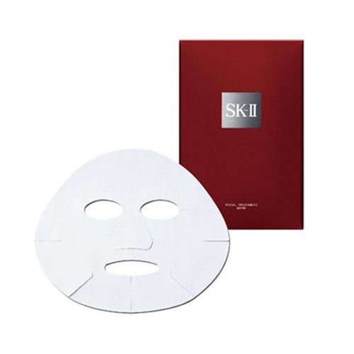 マックスファクター SK-II(エスケーツー)フェイシャルトリートメントマスク シートパック