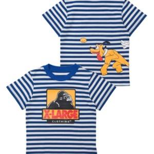 """【新商品】XLARGE KIDS (エクストララージ キッズ)から""""MICKEY&PLUTO S/S TEE FOR KIDS""""が発売!"""