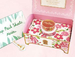 【数量限定】Melvita(メルヴィータ)から宝石箱BOX入り スリーローズ シークレットBOXが発売!