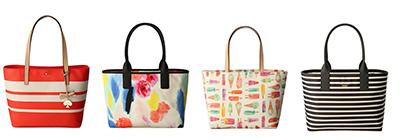 【新商品】kate spade NEW YORK(ケイト・スペード ニューヨーク)から新作トートバッグが発売!