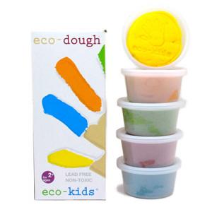 """cuna seect から""""eco-kids(エコ・キッズ) 小麦粘土 エコ・ドウ""""が発売!(クーナ セレクト)"""