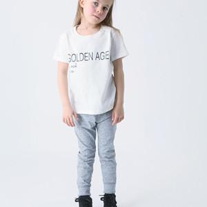 """【予約商品】LI HUA Kids(リーファーキッズ)から""""Kids GOLDEN AGE Print TShirt""""が発売!"""