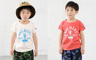 """【予約商品】 URBAN RESEARCH DOORSから""""Champion×DOORSコラボT-シャツ""""が発売!"""