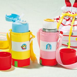 """【おすすめ商品】たまひよSHOPの""""2ウェイステンレス水筒 """" 園生活にもぴったり!"""