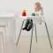 """【おすすめ商品】IKEA(イケア)から""""ANTILOP ハイチェア (トレイ付き)"""" 赤ちゃんのテーブルデビューに!"""