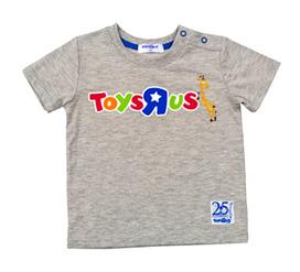 """【新商品】トイザらスから25周年記念""""ジェフリーオリジナルロゴTシャツ""""が発売!"""