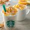 """【限定発売中】スターバックスコーヒー(Starbucks Coffee)から""""ゴールデン メイプル フラペチーノ with キャンディ ウォルナッツ""""が発売!"""