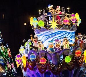 【11月8日(火)から】東京ディズニーリゾートがクリスマスイベント開催!