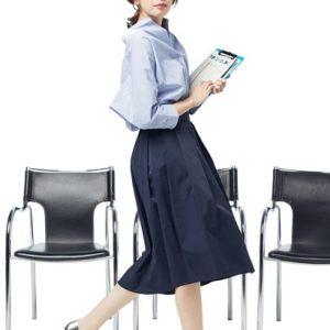 """ジーユー(GU)から """"オーバーサイズストライプスキッパーシャツ"""" が発売!"""