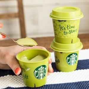 """スターバックスコーヒー(Starbucks Coffee)から""""抹茶プリン""""が本日発売!"""