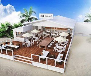 サボン(SABON)のビーチハウスが鎌倉・由比ヶ浜に本日オープン!