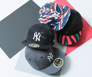 "ニューエラ(New Era)から""Fall & Winter 2017 Kid`s Collection""が発売!"