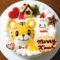 """たまひよSHOPから""""親子でデコレーション!きみだけのしまじろうケーキ""""が発売!"""