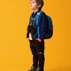 """ノースフェイス (THE NORTH FACE) から""""KIDS FLEECE 2017秋冬""""が発売!"""