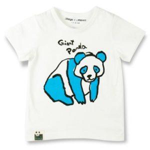 """ブランシェス(branshes)から""""skeegee×上野動物園パンダTシャツ""""が発売!"""
