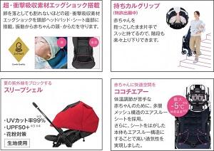 """コンビから""""スゴカル 4キャス Light エッグショックHJ""""が6月上旬発売!"""
