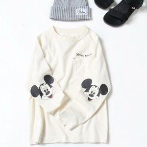 """コーエン(coen)から""""コーエン限定Disney MICKEY(ミッキー)ロゴTシャツ""""が予約発売!"""