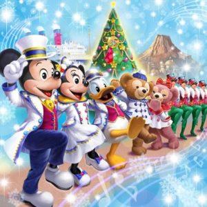 東京ディズニーリゾート クリスマスイベント11/8(木)から開催!