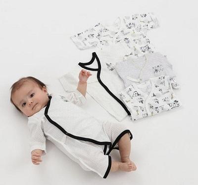 ベビーザらス限定 MOOMIN(ムーミン)新生児肌着5点セットが発売!