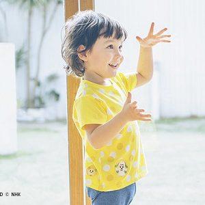 ユニクロからEテレ キッズキャラクターコレクションがUTに登場!