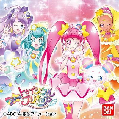ユニクロから『スター☆トゥインクルプリキュア』グラフィックT が5/24(金)発売!