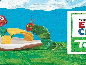 Teva × The Very Hungry Caterpillar(はらぺこあおむし) とのキッズ向けコラボモデルが発売中!