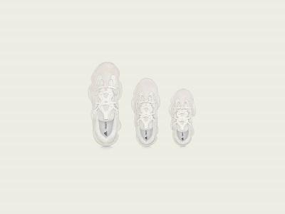 アディダス(adidas)×カニエ・ウエスト『YEEZY 500 BONE WHITE』が8/24(土)発売!