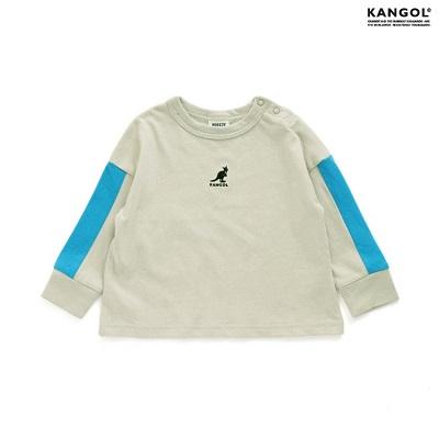 ブリーズ(BREEZE)『KANGOL(カンゴール) BIGシルエットTシャツ』が発売!