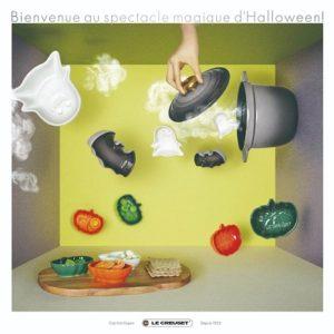 ル・クルーゼから『ハロウィン限定キッチンウェア』が発売!