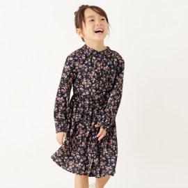 ザ ショップ ティーケー(THE SHOP TK)から『親子おそろい』花柄プリントワンピース 発売中!