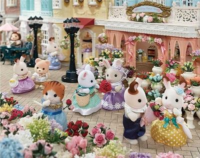 シルバニアファミリーの展示イベント「シルバニアファミリー わくわくフェスタ2019 in 横浜人形の家」が10/12(土)から開催!
