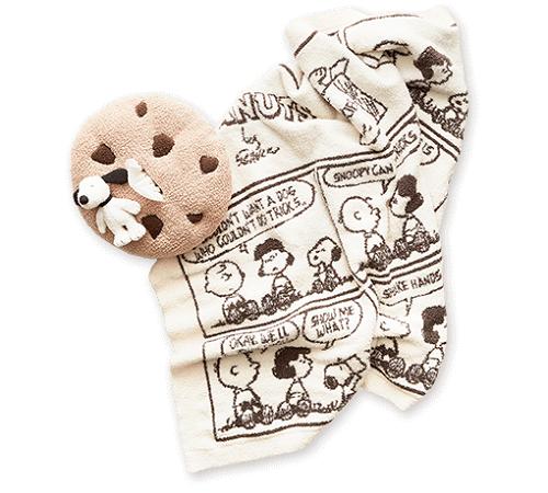 ジェラート ピケ(gelato pique)×ピーナッツ コラボルームウェアが発売!