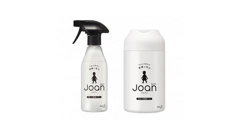 ノンアルコールで99.9%除菌 すまいの除菌シリーズ「クイックル Joan」新発売!