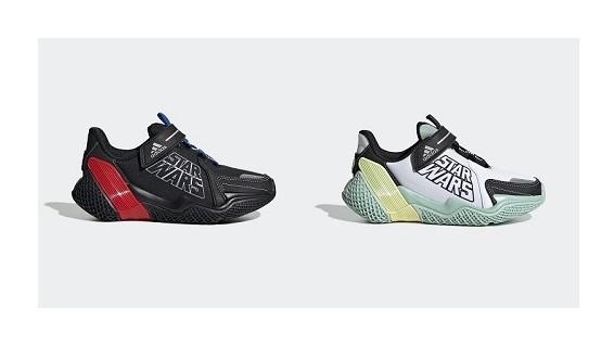 アディダス(adidas)から『スターウォーズ 4UTURE ランナー』が発売!