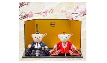 cuna select(クーナセレクト) からシュタイフ 日本限定テディベア2020年モデル「桜うさぎ」が新登場!