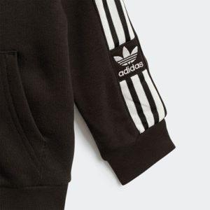 """アディダスオリジナルス(adidas)ベビーサイズから展開の""""パーカー上下セット""""発売!"""