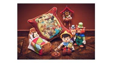 『ピノキオ』80周年アニバーサリー!記念アイテムが1/21(火)発売!