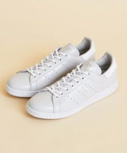 BEAUTY&YOUTH UNITED ARROWS別注アイテム『レザー STAN SMITH GRAY/スタンスミス』