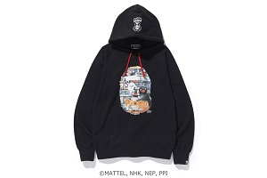 「 A BATHING APE® × PINGU 」初コラボコレクションが3/28(土)発売!