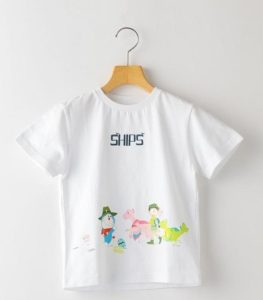 SHIPS KIDS「映画ドラえもん のび太の新恐竜」 オリジナルTシャツ発売!