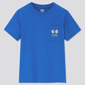 「ウルトラマン × UT 」キッズグラフィックTシャツが5月初旬発売!