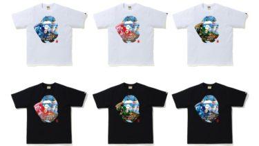『BAPE® CHILDREN'S DAY』 こどもの日を祝したグラフィックTシャツ5/1(金)発売!