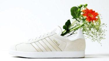 春コーデに♡ 「adidas Originals×FREAK'S STORE 」定番GAZELLEを別注!(アディダス オリジナルス フリークスストア ガゼル)