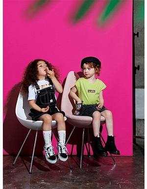 """「 X-girl Stages / XLARGE KIDS (エックスガールステージス/エクストララージ キッズ)」 """"2020SUMMER COLLECTION """""""